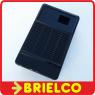 CAJA PLASTICO ABS NEGRA MONTAJES ELECTRICOS 78X125X44MM TAPAS Y REJILLAS BD7940 -