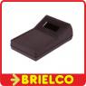 CAJA PLASTICO ABS NEGRA TIPO CALCULADORA DISPLAY TAPADERA 91X146X49-30MM BD7935 -