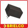 CAJA PLASTICO ABS PARA MONTAJES ELECTRICOS CON CLAVIJA RED EU 105X60X50MM BD9740 -