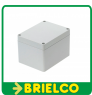 CAJA PLASTICO GRIS PARA MONTAJE ELECTRONICO 150X110X70MM IP67 BD6922 -