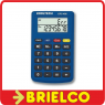 CALCULADORA MINI KOOLTECH CPC408 FUNCION EURO PANTALLA 2 LINEAS 8 DIGITOS BD4918 -