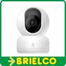 CAMARA WIFI INTERIOR INTELIGENTE HD ROTATIVA 360º AUDIO BIDIRECCIONAL WOOX R4040 BD6548 -
