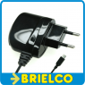 CARGADOR TELEFONOS MOVILES SMARTPHONE Y OTROS MICRO USB 5VDC 1000MA NEGRO BD5329 -