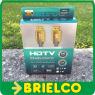 CONEXION CABLE AUDIO VIDEO HDMI MACHO A HDMI MACHO V2.1 ULTRA HD 8K 1.5M BD6537  -