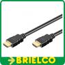 CONEXION CABLE HDMI MACHO A HDMI MACHO 2.0 19 PIN CONECTORES DORADOS 3M BD4304 -