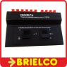 CONMUTADOR DE 3 ALTAVOCES ESTEREO 155X100X50MM CONECTORES CABLE ROJONEGRO BD6491 -