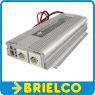 CONVERSOR INVERSOR ELEVADOR DE TENSION DE 12VDC A 220VAC 1700W TERMINALES BD6468 -