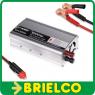 CONVERTIDOR INVERSOR TENSION 12VDC A 220VAC 1000W PINZAS TOMA DE MECHERO BD11761 -