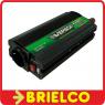 CONVERTIDOR INVERSOR TENSION 24VDC A 220VAC USB 5VAC 600W MECHERO PINZAS BD6584 -