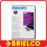 DVD LIMPIADOR DE LENTES Y TEST IMAGEN SONIDO BLURAY VIDEOCONSOLAS PHILIPS BD2704 -