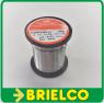 ESTAÑO HILO FINO 0.5MM CARRETE 100G 60%SN 38%PB 2%CU PROFESIONAL FLUX BD5957 -