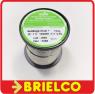 ESTAÑO HILO 1MM CARRETE ROLLO 100GR 99%SN 0.3%AG 0.7%CU LIBRE DE PLOMO BD5958 -