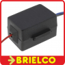 FILTRO BASICO ANTI INTERFERENCIAS 12VDC 5A COCHE AUTO Y OTROS 48X31X27MM BD11356 -