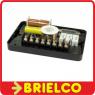 FILTRO CROSSOVER 2 VIAS 100W MAX 8 OHMIOS BAFLE CAJA ACUSTICA 126X85X34MM BD9876 -