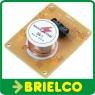 FILTRO CROSSOVER 2 VIAS FC 2500HZ CAJA GRAVES Y MEDIOS-AGUDOS 60W RMS 8OH BD7110 -