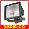 FOCO PROYECTOR DE LUZ HALOGENO ECONOMICO 150W R7S 230VAC DH60.241/150 BD882 -