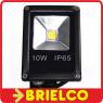 FOCO PROYECTOR LAMPARA LED 10W 220V SOPORTE ORIENTABLE 115X85X50MM NEGRO BD8933 -