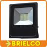 FOCO PROYECTOR LAMPARA LED 30W 220V SOPORTE ORIENTABLE 225X185X53MM NEGRO BD8937 -