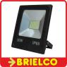 FOCO PROYECTOR LAMPARA LED 50W 220V SOPORTE ORIENTABLE 290X237X65MM NEGRO BD8938 -