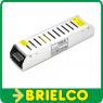 FUENTE ALIMENTACION INDUSTRIAL 12VDC 10A CONEXION BORNES 188X46X35MM BD11730 -
