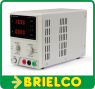FUENTE DE ALIMENTACION LABORATORIO DISPLAY DIGITAL REGULABLE 0-30V 0-5A BD3642 -