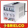 FUENTE DE ALIMENTACION LABORATORIO DISPLAY DIGITAL REGULABLE 0-30V 0-5A BD6732 -