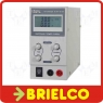 FUENTE DE ALIMENTACION LABORATORIO DISPLAY DIGITAL REGULABLE 0-30V 0-5A BD6734 -
