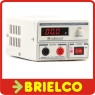 FUENTE DE ALIMENTACION LABORATORIO DISPLAY DIGITAL REGULABLE 1.2-12V 1.5A BD2140 -