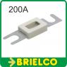 FUSIBLE INDUSTRIAL POTENCIA AUTO CARRETILLA LAMINA 200A 80VDC SIBA  BD6939 -