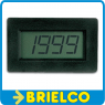 INSTRUMENTO PANEL DIGITAL DISPLAY LCD CRISTAL LIQUIDO ALIMENTACION 9-12V BD2823 -