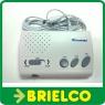INTERCOMUNICADOR INALAMBRICO 220V SIN HILOS 1 TERMINAL DE REPUESTO 4 CANALES BD9800 -