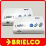 INTERCOMUNICADOR INALAMBRICO POR RED DE 220VAC COMUNICADOR VOZ INTERFONO BD906 -