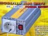 INVERSOR CONVERTIDOR PROF 12VDC A 220VAC ALTERNA SENOIDAL MODIFICADA 350W BD4033 -