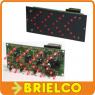 KIT PARA MONTAR DE FLECHA LED DINAMICA 28 LEDS 10 EFECTOS MK176 64X30X16MM BD408 -