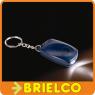 KIT PARA MONTAR LINTERNA DE BOLSILLO LED LLAVERO PILA A23 12V 60X40X14MM BD3747 -
