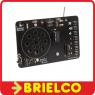 KIT PARA MONTAR RADIO FM 88-108MHZ CON CONTROL DIGITAL 9V 130X85X45MM BD414 -