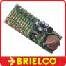 KIT PARA MONTAR VUMETRO VUMETER DE BOLSILLO 5 LEDS CON MICRO VELMK115 BD1652 -