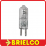 LAMPARA BOMBILLA HALOGENA BIPIN HLX 100W 12V GY6.35 OSRAM 11X42MM 3300K BD377 -