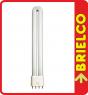 LAMPARA TUBO FLUORESCENTE 417MM TIPO PL (2G11) 36W LUZ DIA 6400K 2300LM BD4160 -