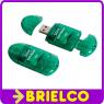 LECTOR MULTITARJETA USB TFLASH/MINISD/SD/SDC/SDHC/SDULTRA/HSMMC/MMC/RSMMC BD3589 -