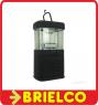 LINTERNA CAMPING 11 LEDS ALTO BRILLO Y BAJO CONSUMO 3XAA ASA CAZA PESCA BD6576 -