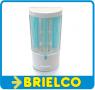 LUZ DE NOCHE NOCTURNA LED CON INTERRUPTOR 220V AZUL 1W BD5216 -