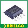 MEMORIA EEPROM M95080WP SMD SO8 CAPACIDAD 8KBIT TENSION 2,5-5,5V BD11214 -
