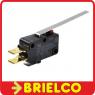 MICRO CONMUTADOR CON PALANCA 51MM OMRON D3V-163-1C4 250VAC 16A 30VDC 10A BD11490 -