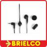 MICROFONO ELECTRET CORBATA+ AURICULAR TELEFONIA CELULAR BD2318 -