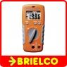 MULTIMETRO DIGITAL APPA 61 PROFESIONAL AUTO RANGO AUTOMATICO ANTICHOQUE BD3623 -