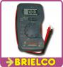 MULTIMETRO POLIMETRO TESTER DIGITAL MINIATURA COMPACTO DE BOLSILLO BUZZER BD6620 -