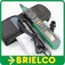 MULTIMETRO POLIMETRO TESTER DIGITAL TIPO LAPIZ CON FUNDA CINTURON 2XAAA BD9244 -
