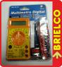 MULTIMETRO POLIMETRO TESTER MEDIDOR DIGITAL SEMIPROFESIONAL CON ZUMBADOR BD2741 -