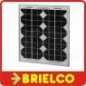 PLACA DE ENERGIA SOLAR FOTOCELULAS PANEL CARGADOR 12V 10W 337X289x17MM BD6750 -
